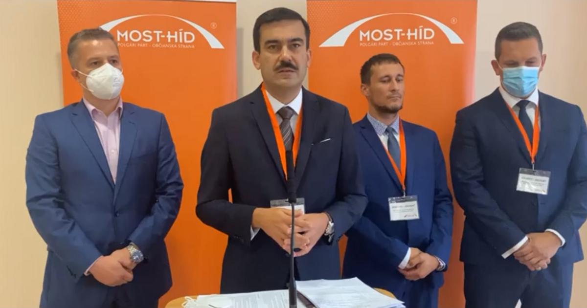 Beütött a járvány, áthelyezik az egyesített szlovákiai magyar magyar párt alakuló ülését