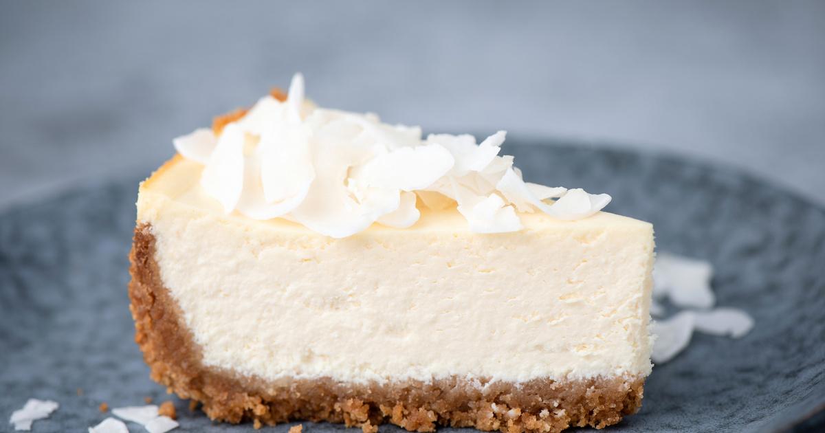 Habkönnyű kókuszos sajttorta: sütés nélkül készül a mennyei édesség