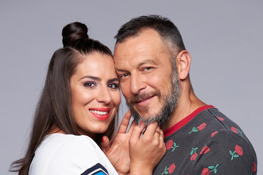 Czutor Zoli hatodszorra is apa lesz: 20 évvel fiatalabb felesége kislányt szeretne
