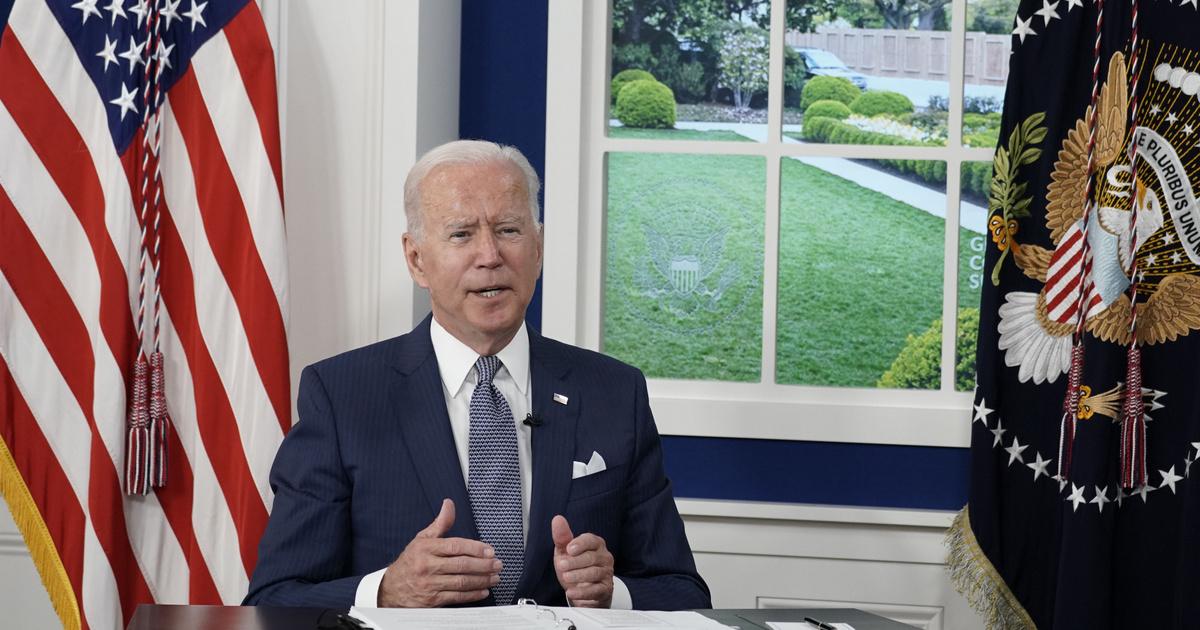 Joe Biden újabb kemény üzenetet küldött Kínának