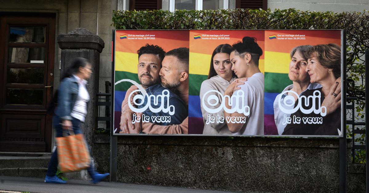 Az azonos neműek házasságáról szavaznak Svájcban