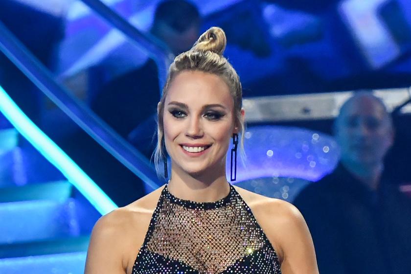 Lékai-Kiss Ramóna átlátszó ruhába bújt: Kasza Tibi megjegyzést is tett rá a Dancing with the Starsban