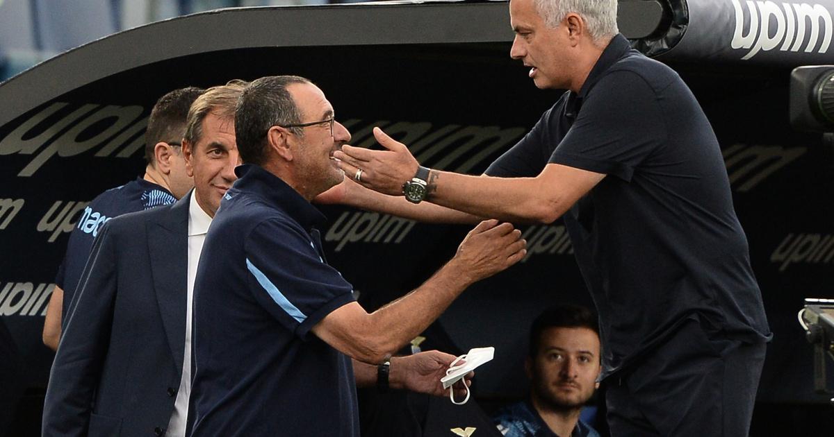 Mourinhóék elvesztettek a történelmi római derbit