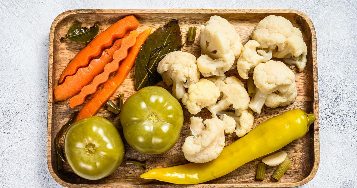 Vödrös, bedobálós savanyúság: bármikor tehetsz hozzá újra zöldséget