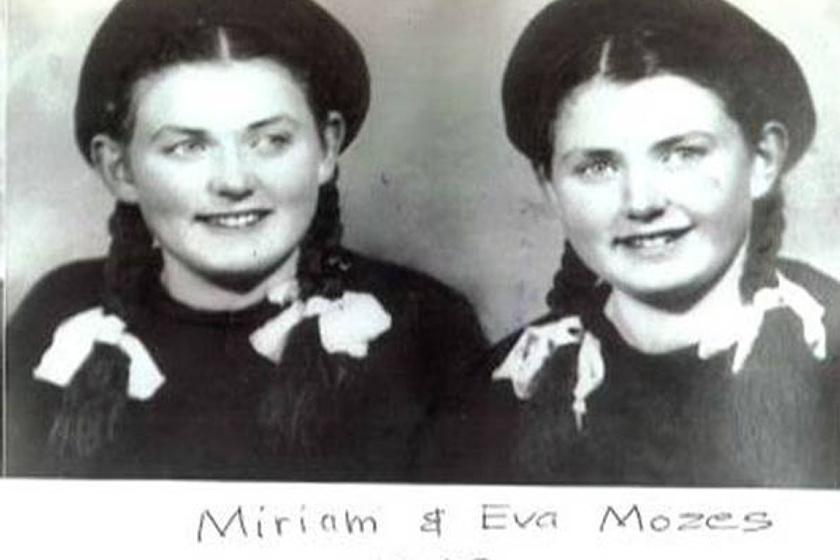 A 10 éves erdélyi ikerlányok, akik túlélték Mengele kegyetlen kísérleteit: a Mózes testvérek megrázó története
