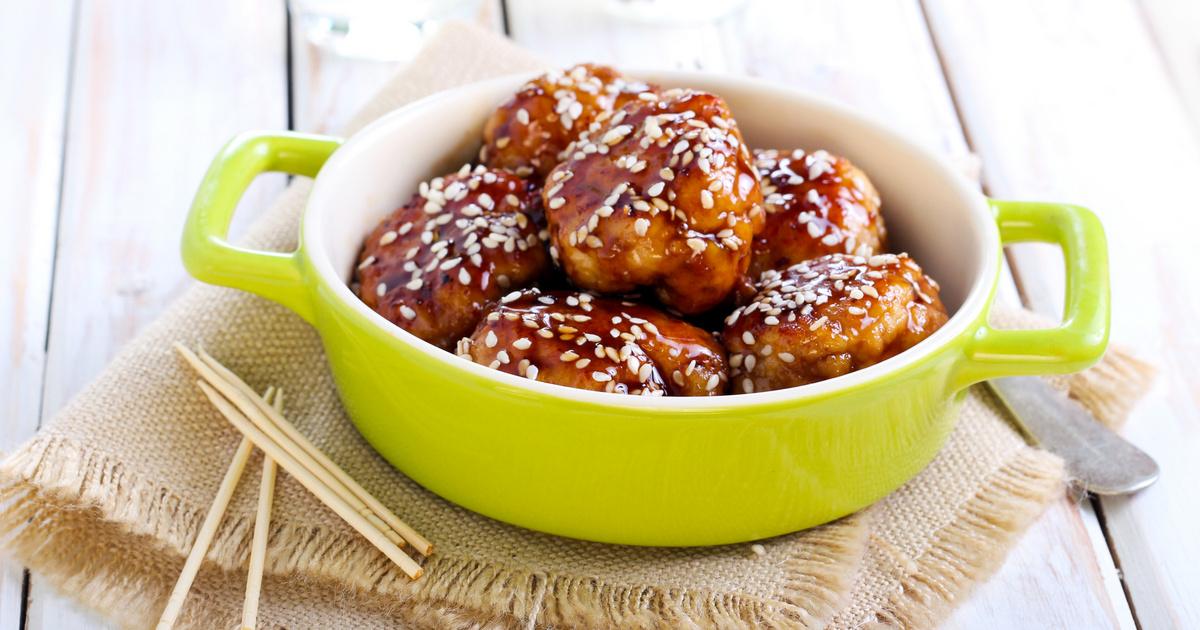 Kínai mézes, fokhagymás húsgolyók: nem nagy macera elkészíteni