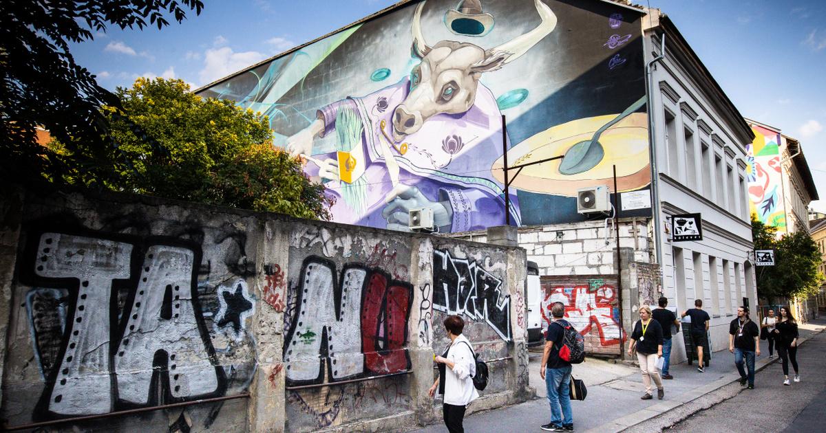 Tagelés: vandalizmus vagy művészet?