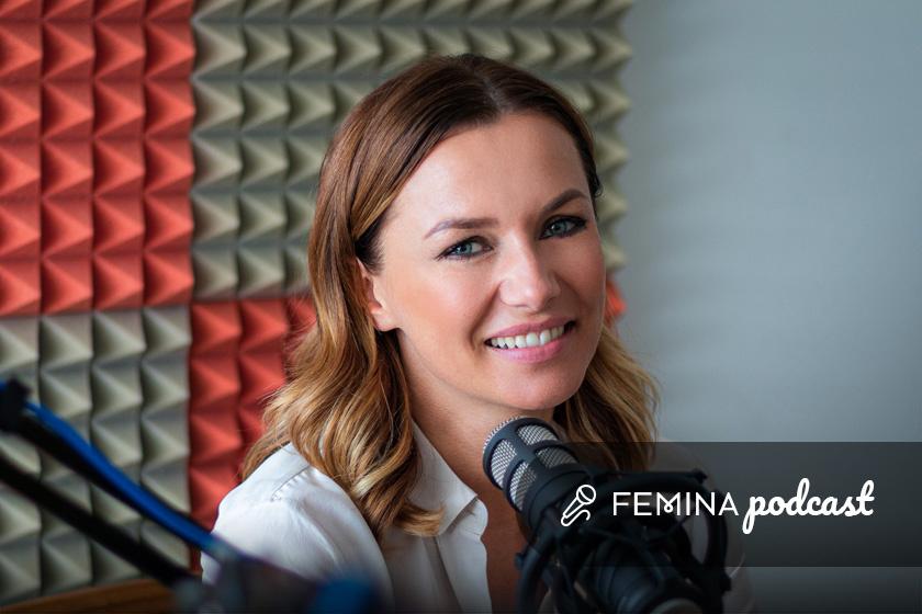 30 kilót hízott várandósan, amit 3 hónap alatt leadott – Tomán Szabinával Soós Andrea beszélgetett a Femina podcastjában