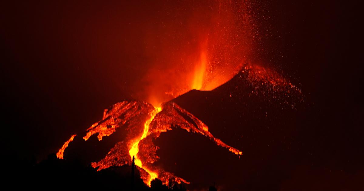 Az űrből is látszik a Kanári-szigeteken tomboló vulkán: félelmetes fotót készített a műhold