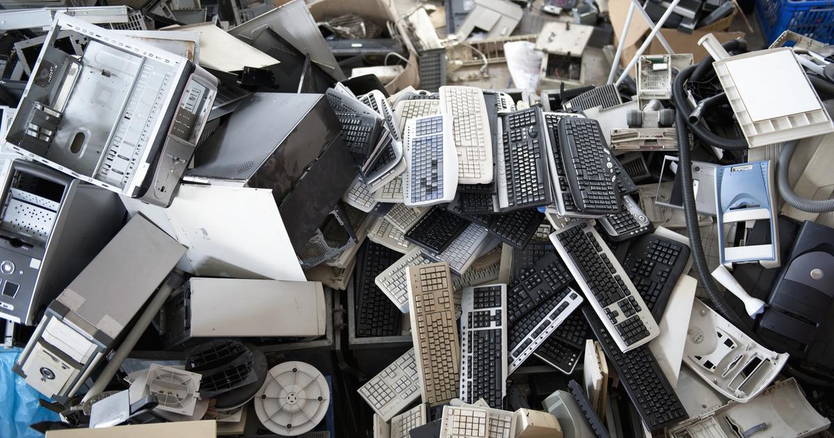 Hatalmas mennyiségű elektronikus hulladék keletkezett idén: a kínai nagy falnál is nagyobb a  tömege