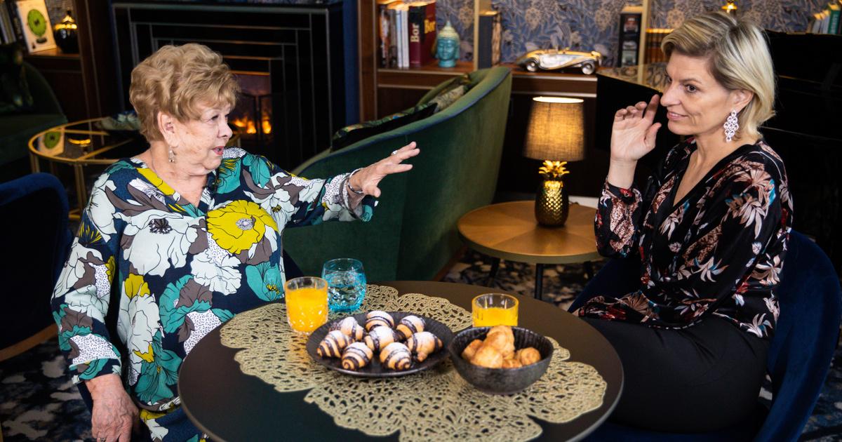 A Szomszédok Janka nénije a vasárnapi Sunday Brunch vendége