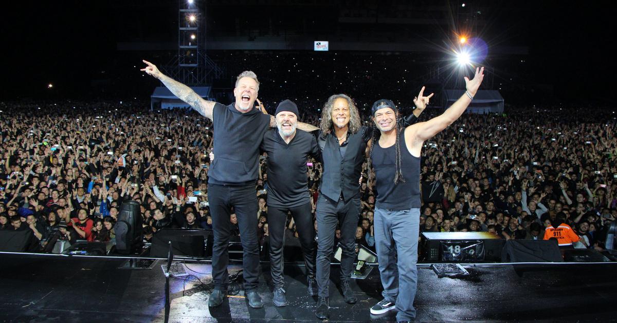 A Metallica megmondja: tartsd a szemed a kígyón!