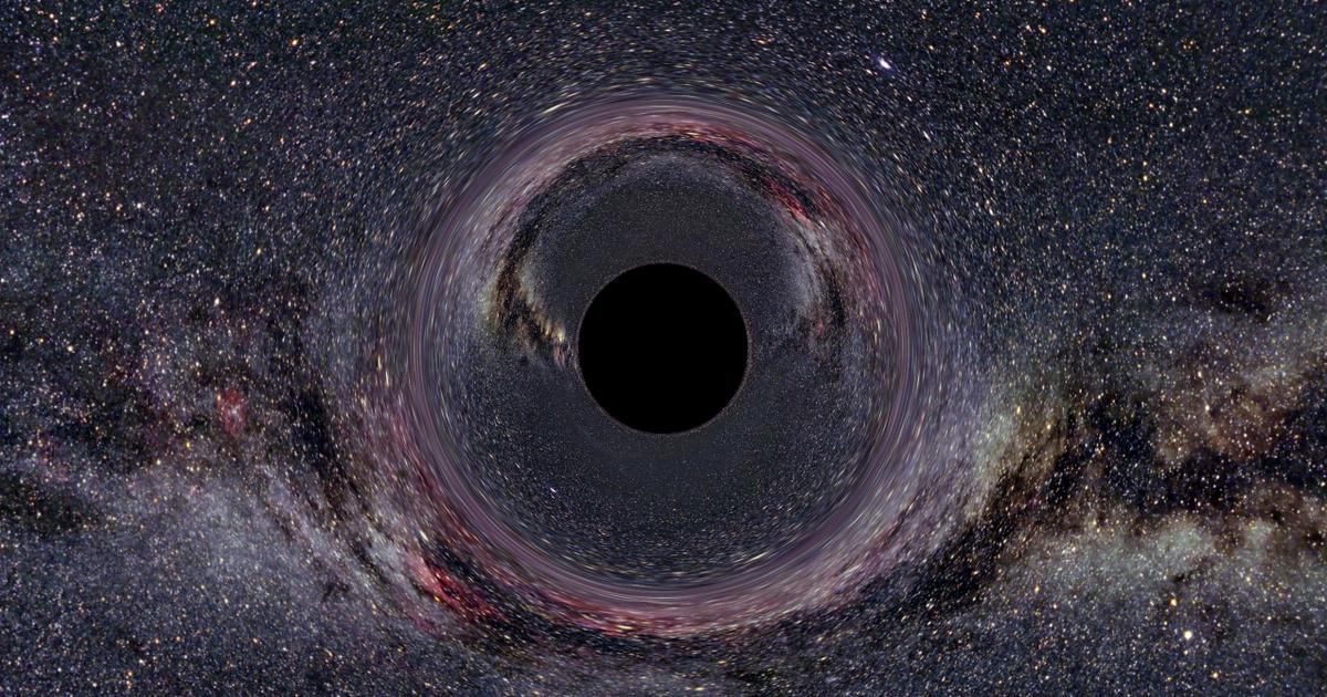 Egy plébános százharminc évvel Einstein előtt megjósolta a fekete lyukakat