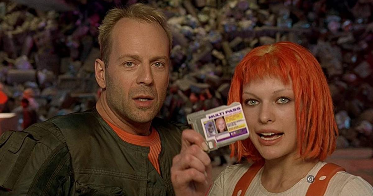 """""""Nyaljátok a bélyeget csajok!"""" – huszonnégy éves Az ötödik elem"""