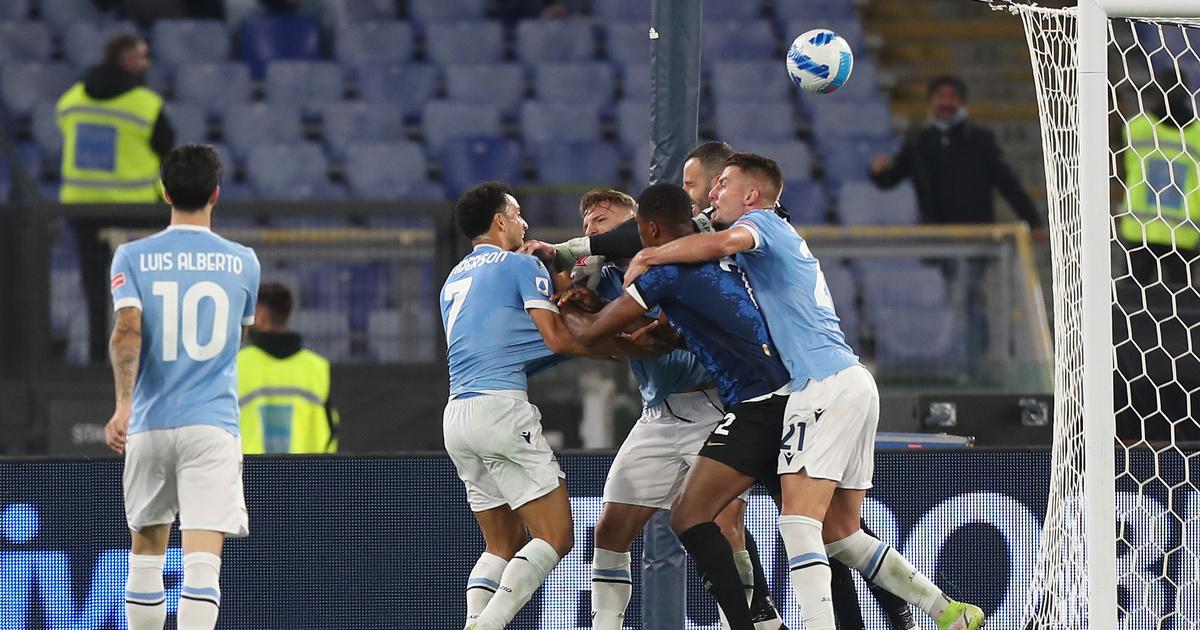 Balhés végjáték után bukott Rómában az Inter