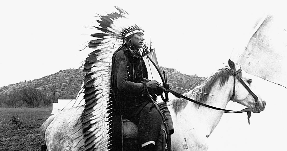 Tudta, hogy a kamencsi indiánok legfőbb főnöke félvér volt?