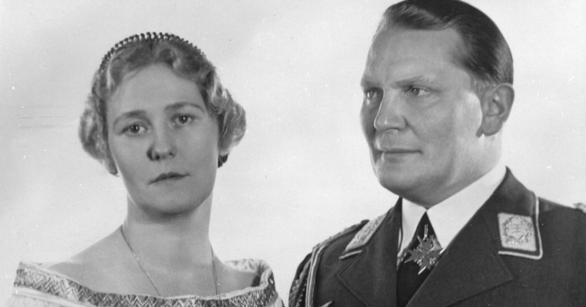 A Harmadik Birodalom first ladyjének tartották Emmy Göringet: a színésznő második felesége volt Göringnek