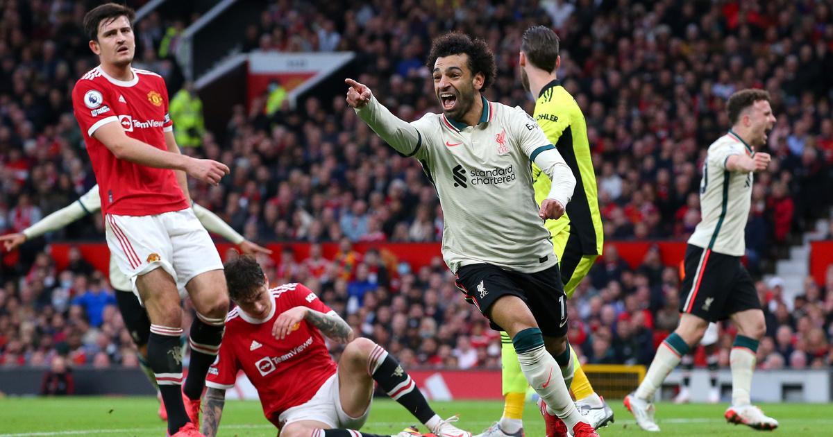 A Liverpool az Old Traffordon végezte ki a Manchester Unitedet