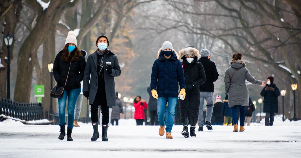 Kemény tél várható, újult erővel támad a járvány