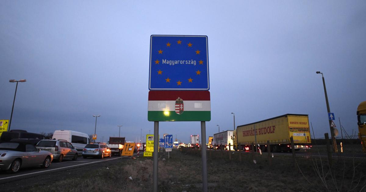 Több tízezer ingázó ragadt Magyarországon a járvány miatt
