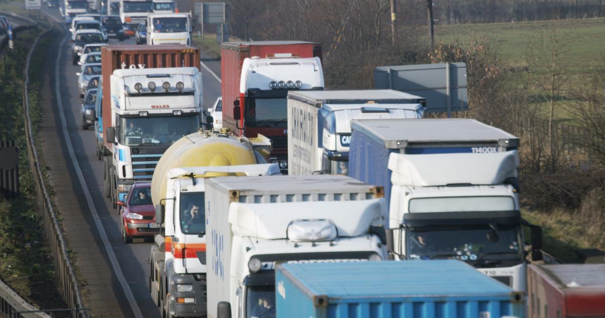 Áruhiányhoz vezethet a sofőrhiány Magyarországon is