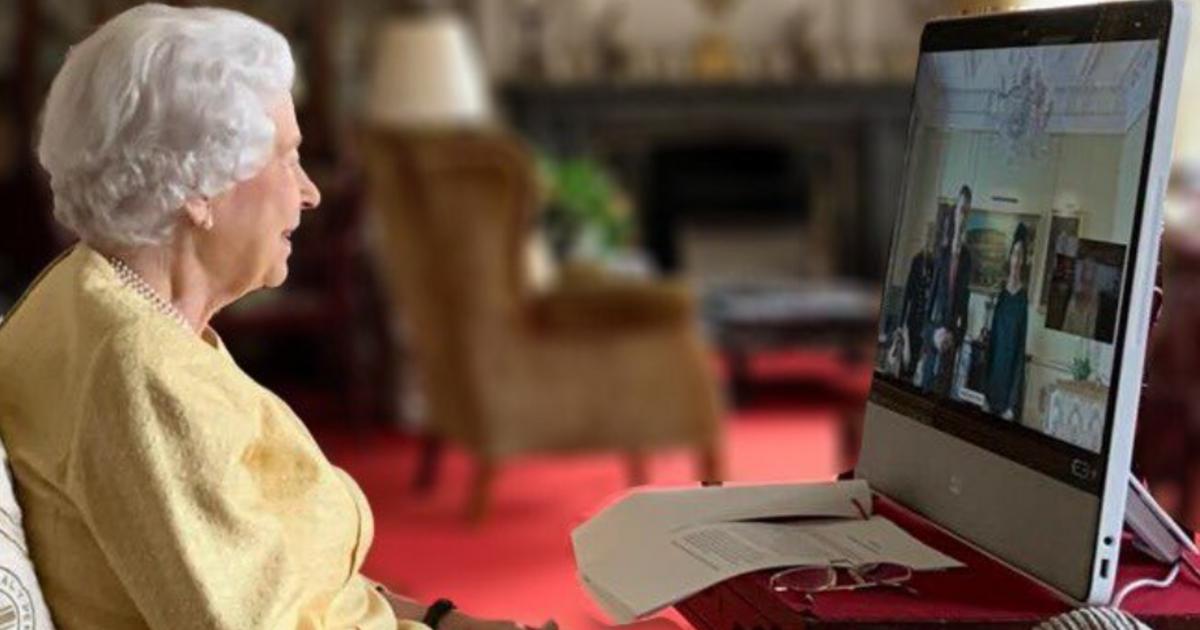 Erzsébet királynő ismét munkába állt