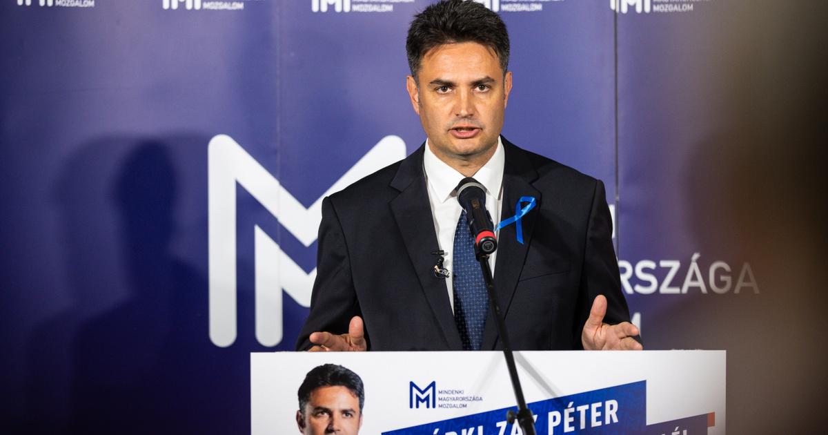 Márki-Zay Péter: Csak akkor lesz jogállam Magyarországon, ha módosítják az Alaptörvényt