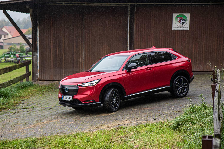 Ha a CR-V sok, de a Jazz kevés - Menetpróba: Honda HR-V e:HEV – 2021.