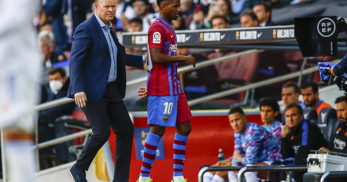 Mintha elátkozták volna: megint megsérült Messi utódja