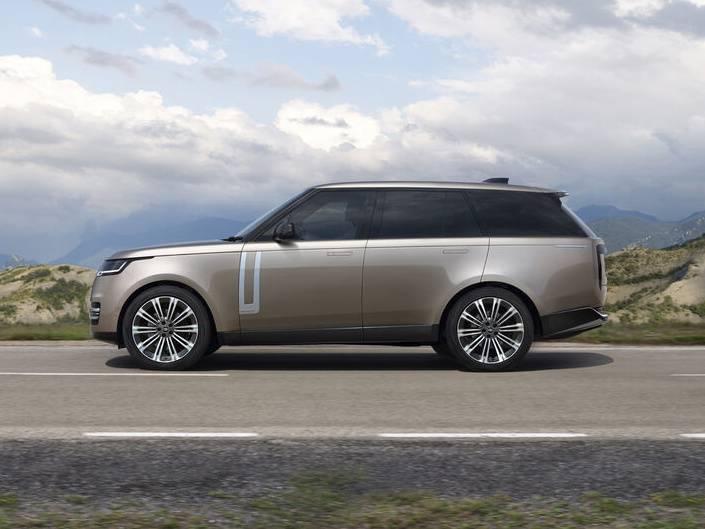 Leleplezték az új Range Rovert