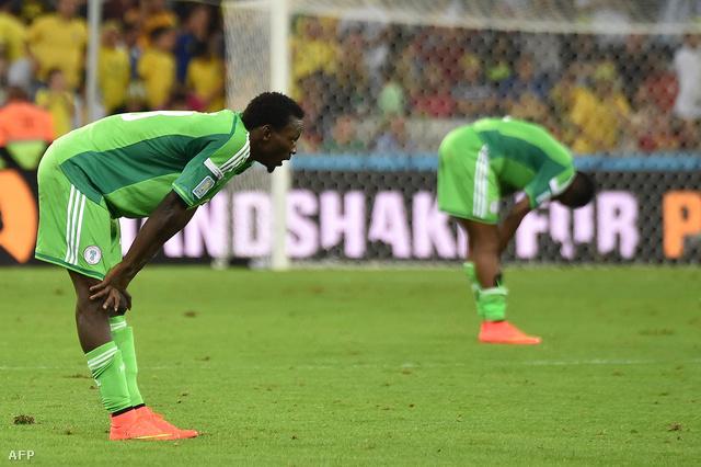 Irán ellen csak szenvedett Nigéria