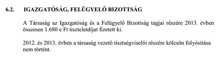 Forrás: Magyar RTL Televízió Zrt. céges beszámoló