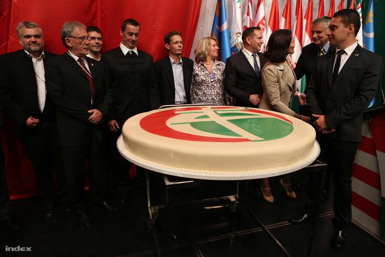 A Jobbik 2013-as kongresszusa