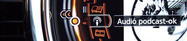 Remek ötlet no 2. Élő internet-összeköttetéssel pl. simán lehet Égésteret is hallgatni menet közben, sőt...