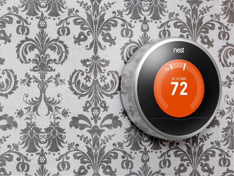 Nest-Learning-Thermostate-2nd-Gen-wall