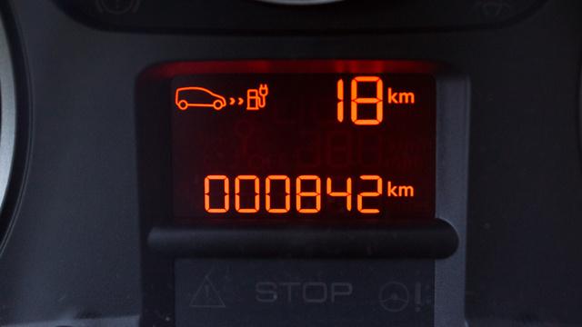 És elfogyott a benzin, viszont lett plusz 9 km