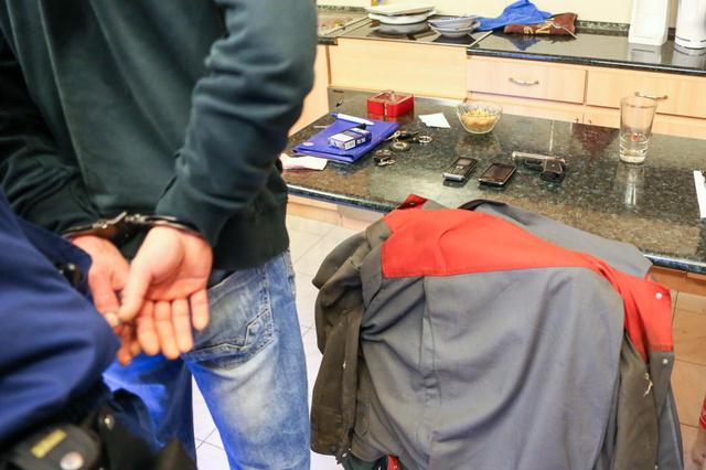 Az elfogott tolvajbanda tagjai közt több román állampolgár is volt