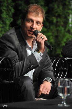 Kolosi Péter, az RTL Klub programigazgatója