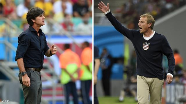 Joachim Löw és Jürgen Klinsmann