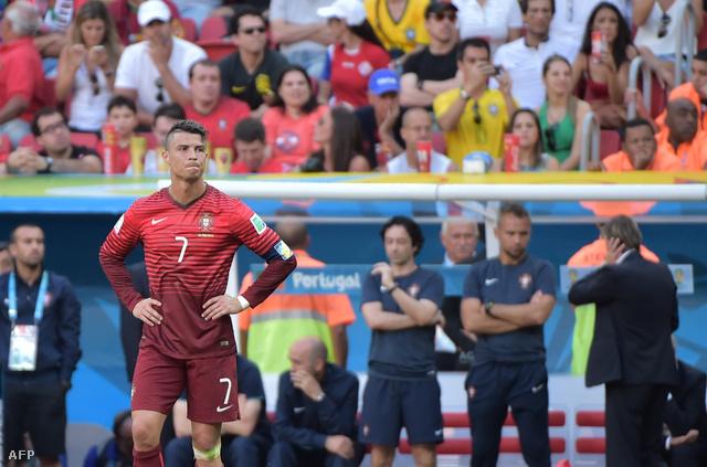 Ronaldo szerint mindent kihoztak a meccsből.