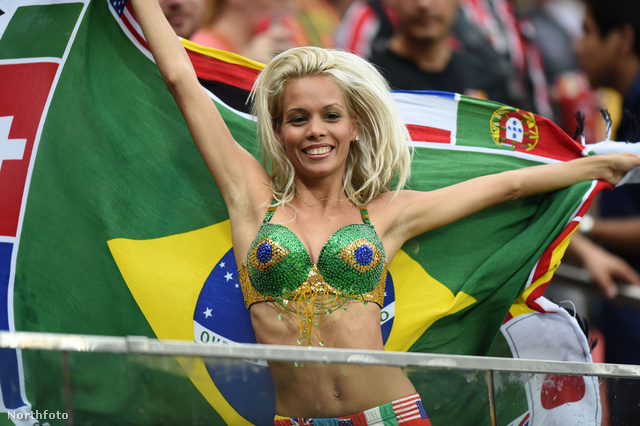 Még mindig hajrá Brazília!