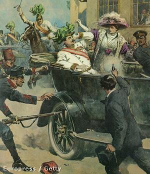 Ferenc Ferdinánd elleni merénylet