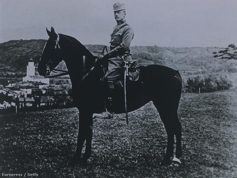 Leopold von Berchtold gróf. az Osztrák–Magyar Monarchia 8. külügyminisztere