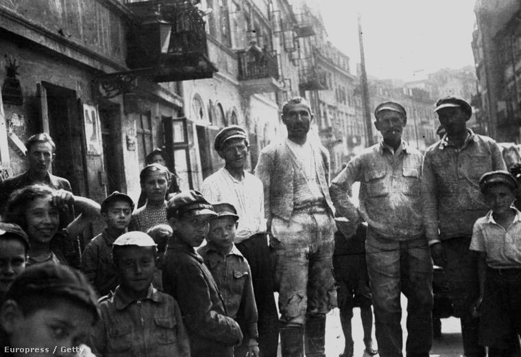 A lublini gettó 1937-ben