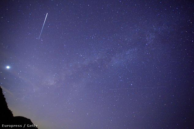 Az éjszakai égbolt nagyon sok csodát tartogat