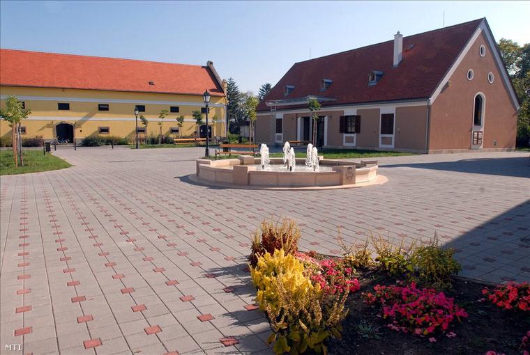 Bóly városközpontja