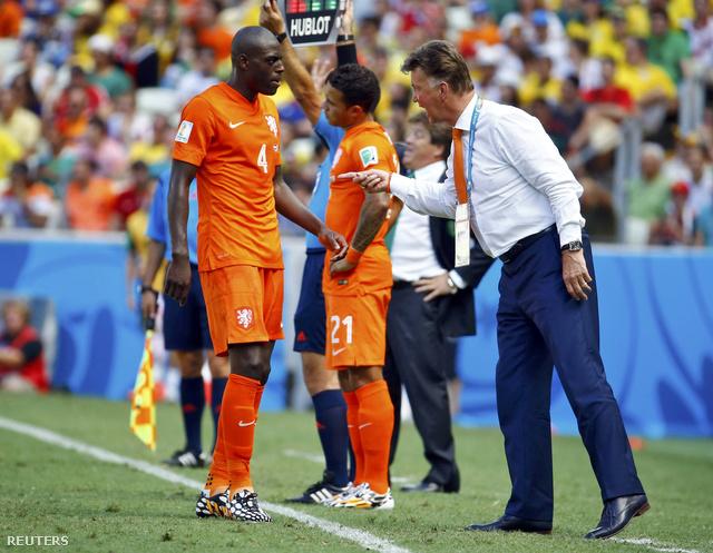 Bruno Martins Indi és Van Gaal