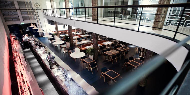 Terminál étterem