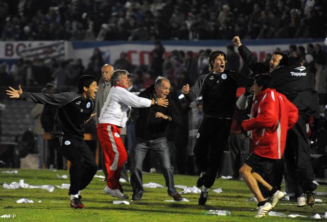 2009-ben megnyerték a Libertadores Kupát