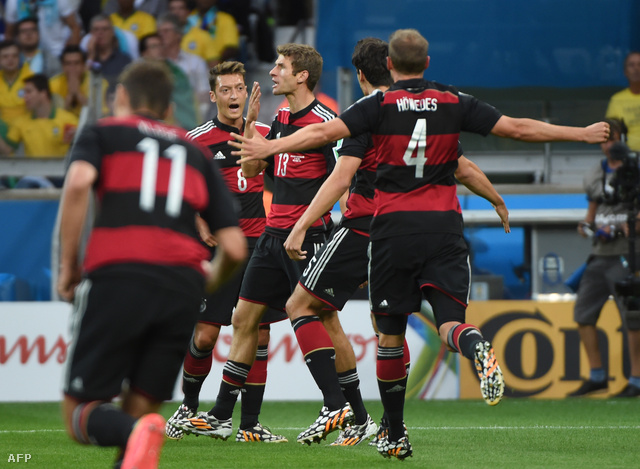A brazilok elleni 7-1 semmit nem ér majd, ha a döntőben elbuknak